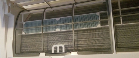 filtre climatisation nettoyage